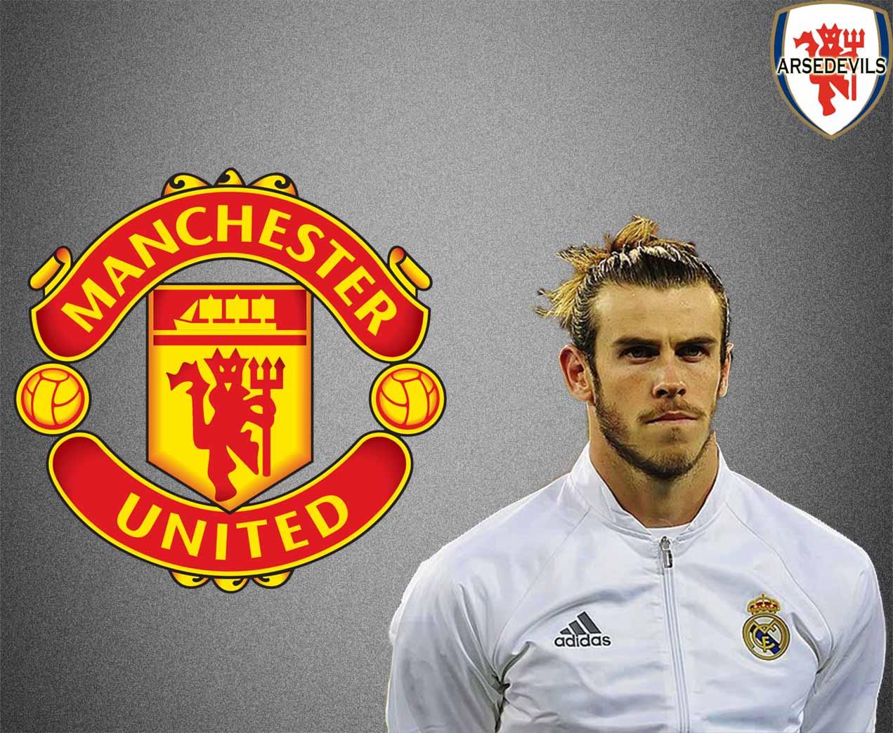 Gareth Bale, Arsedevils, Manchester United