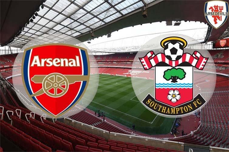 Welbeck, Arsedevils, Arsenal, Arsenal Vs Southampton, Mohamed Elneny