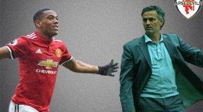 Martial, Mourinho, Martial transfer, Arsedevils, Manchester United