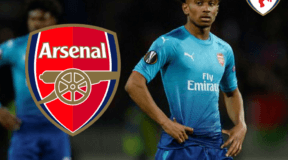 Reiss Nelson, Reiss Nelson contract extension, Reiss Nelson Arsenal Youngster, Reiss Nelson Arsenal best young talent