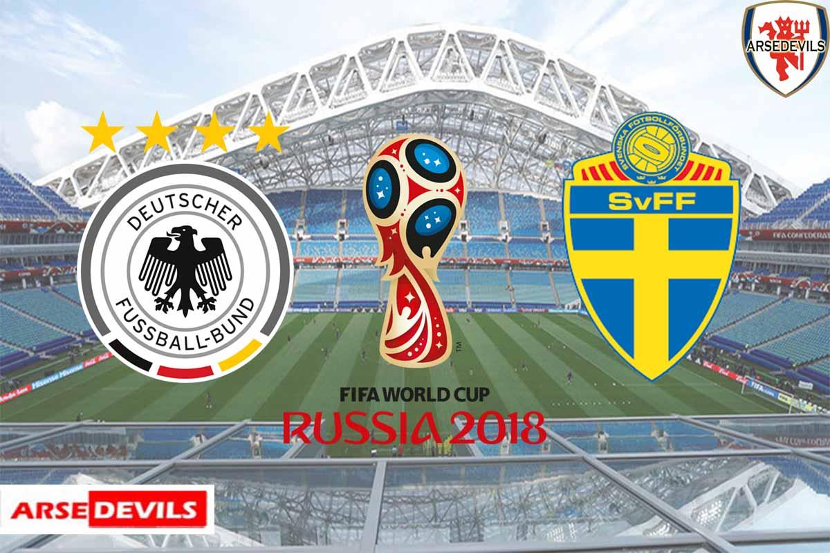 Deutschland Vs Sweden