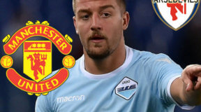Sergej Milinkovic-Savic to United, Sergej Milinkovic-Savic drops social media hint, Sergej Milinkovic-Savic from lazio to manchester united