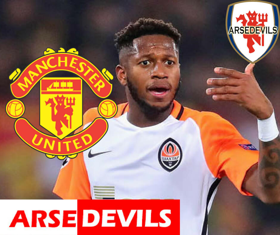 Fred to Manchester Unite, Fred confirmed officially by united, Fred to united