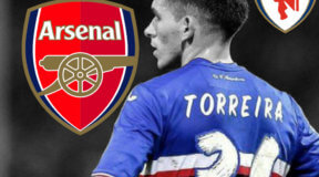 Lucas Torreira to Arsenal, Lucas Torreira from Sampdoria to Arsenal, Torreira