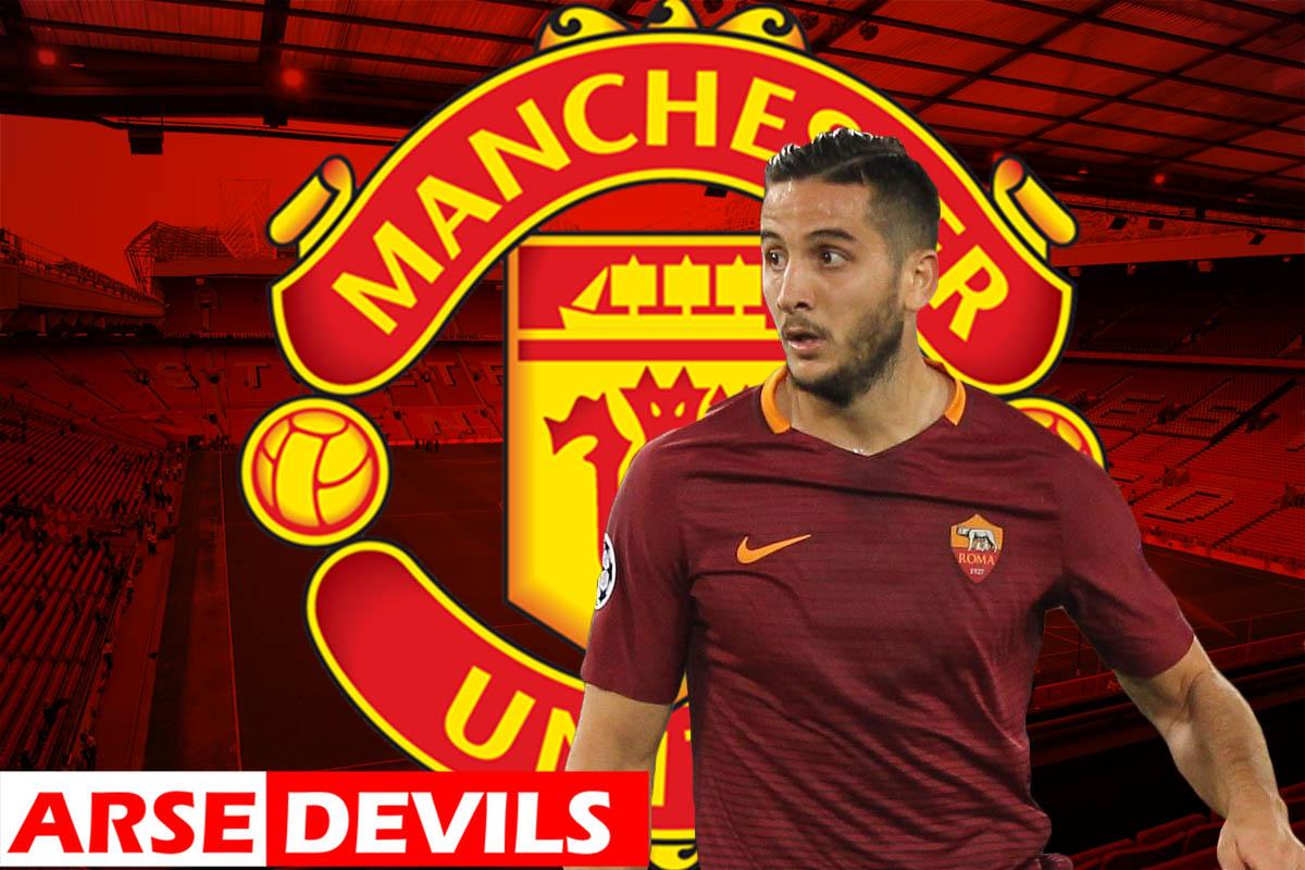 Man United Transfer News Kostas Manolas To Old Trafford