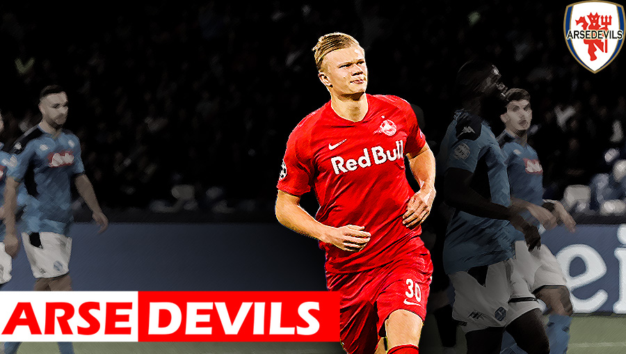 Erling Haaland Visits Manchester United And Arsenal Training Centres